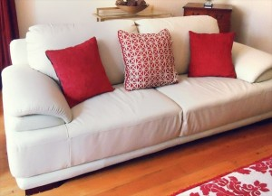 Don't Think Twice About Changing Your Sofa Cushions