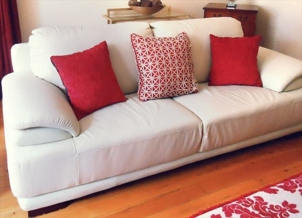 foam replacement with diy cushions sofa covers for to reupholster couch springs cushion how