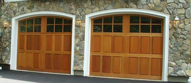 garage door wood veneer_1